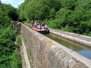 Day Hire Boat onthe Peak Forest Canal