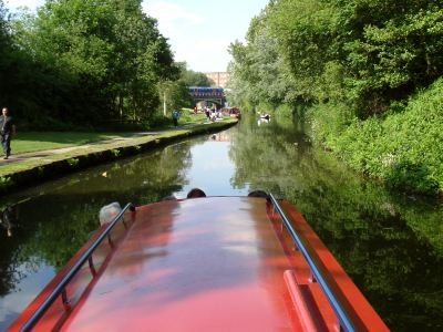Apologise, but, peak forest canal