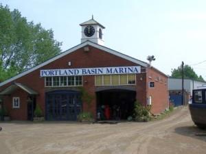 Portland Basin Marina